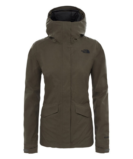 The North Face Women's All Terrain Zip-In Jacket