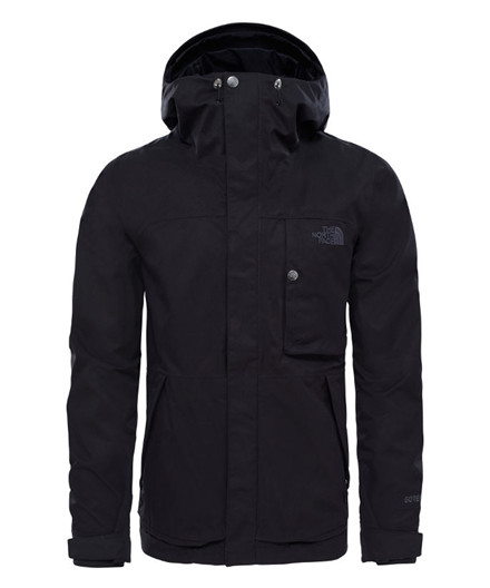 The North Face Men's All Terrain III Zip-In Jacket