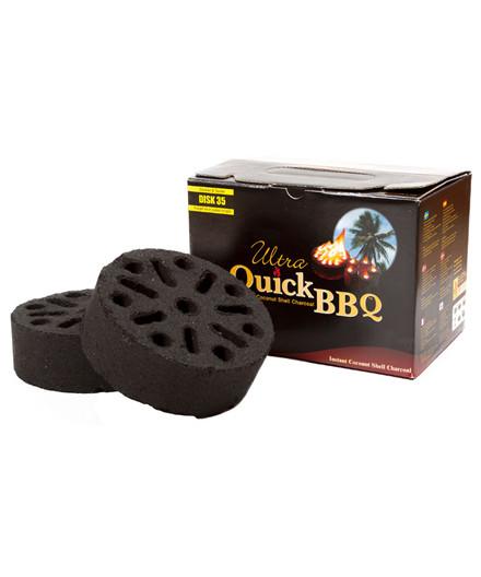 Ultra Quick BBQ briketter - 5 stk.