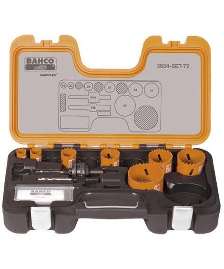 Bahco Sandflex Bi-metal hulsavesæt - VVS-arbejde