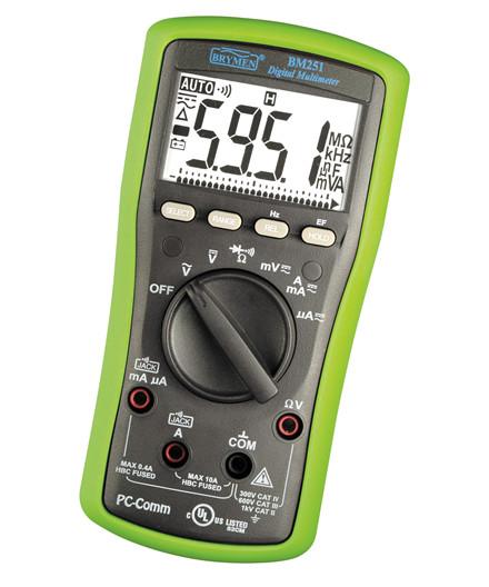 Elma BM251 digital multimeter