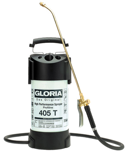 Gloria 405 T Profiline højtrykssprøjte