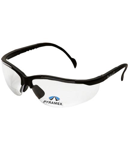 Pyramex V2 Readers sikkerhedsbrille bifocal m/ +styrke