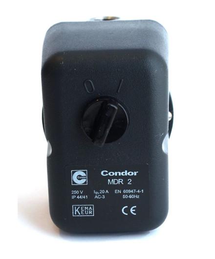 Condor MDR 2 pressostat 220V