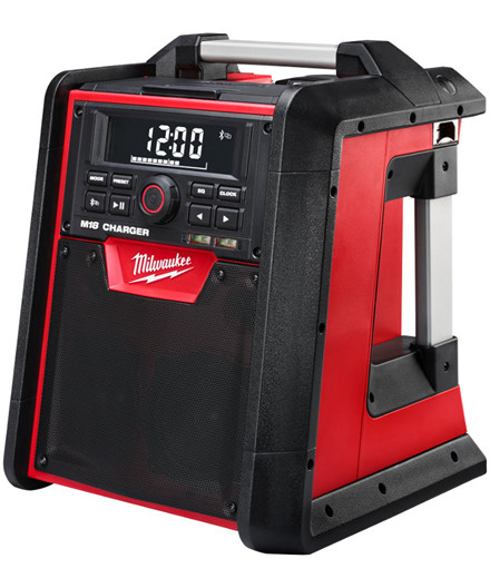 Milwaukee M18 RC-0 arbejdsradio / lader