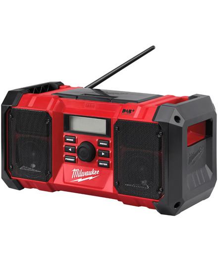 Milwaukee M18 arbejdsradio JSR DAB+-0
