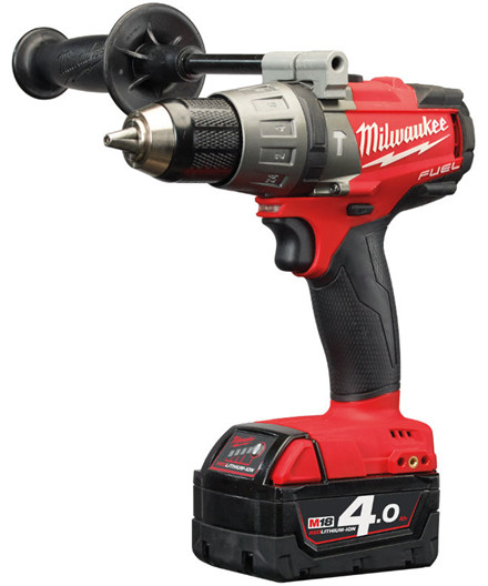 Milwaukee M18 FUEL FDD-402C akku bore-/skruemaskine