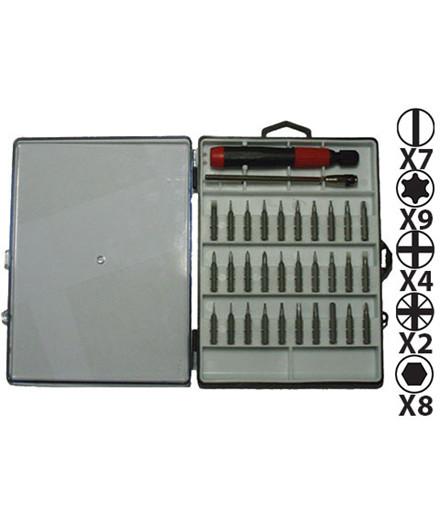 BaTo juveler bits skruetrækkersæt m/ 30 dele