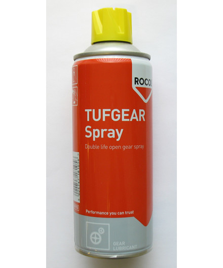 Rocol TUFGEAR Spray tandhjulssmøring 400 ml