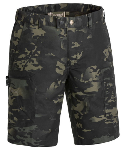Pinewood Caribou Camou TC shorts