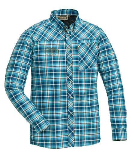Pinewood Caribou Slim skjorte