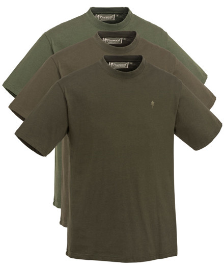 Pinewood T-shirt - 3 pak