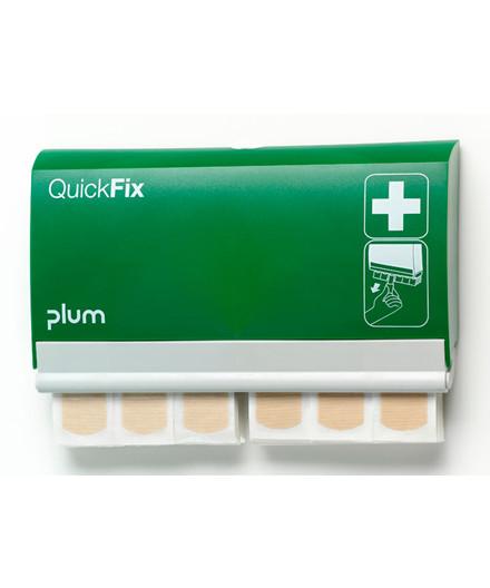 Plum Quickfix plasterdispenser m/ 90 elastiske stofplastre