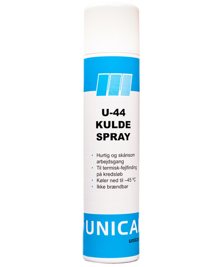 Unican U-44 kuldespray 300 ml