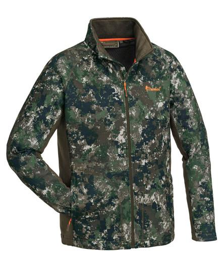 Pinewood Gabriel strikket jakke - camo