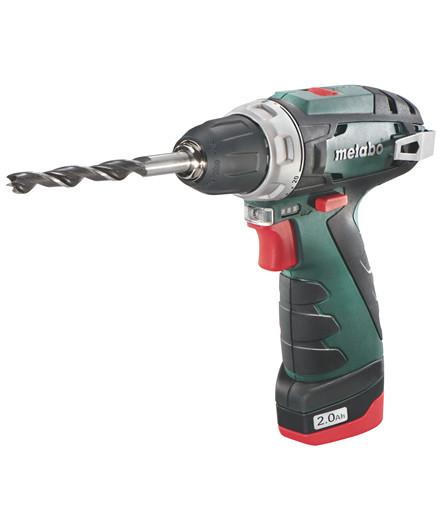 Metabo bore-/skruemaskine Powermaxx BS Basic