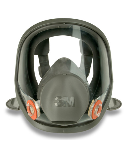 3M 6800 helmaske medium