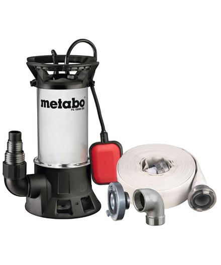Metabo Spildevandspumpe PS 18000 SN m/ 15 m slange