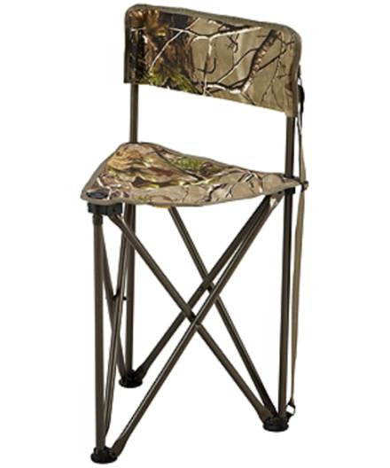 Jagtstol foldbar m/ ryglæn