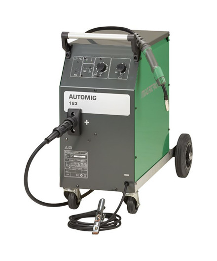Migatronic Automig 183 UPS / 180 Amp