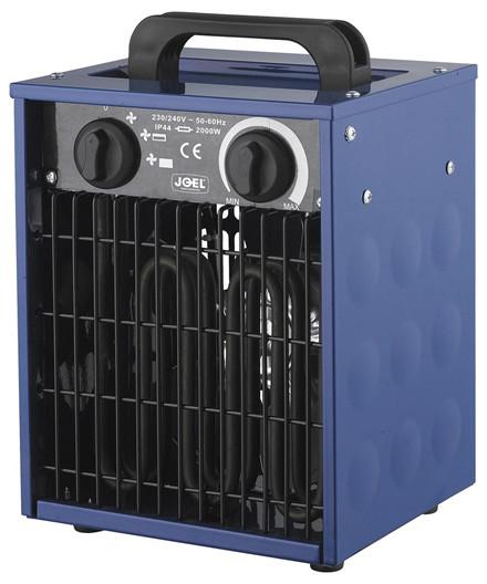 Schneider varmeblæser 2 kW/230V