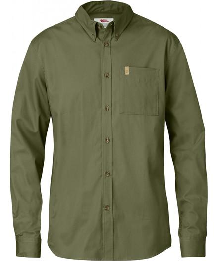 Fjällräven Övik Solid Twill skjorte