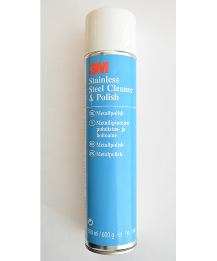 3M metalpolish 600 ml