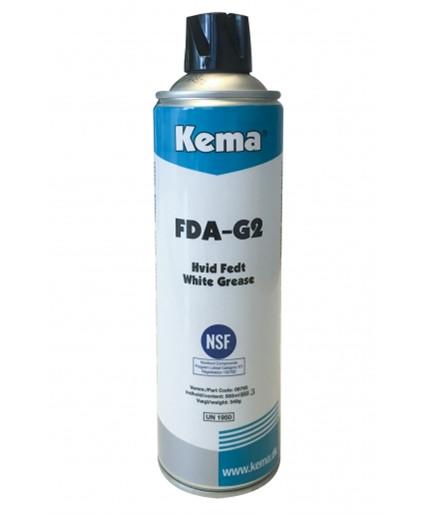 Kema hvidt fedt FDA-G2