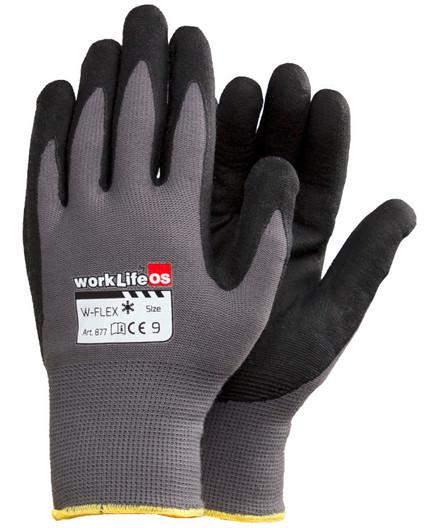 OS W-Flex vinterhandske