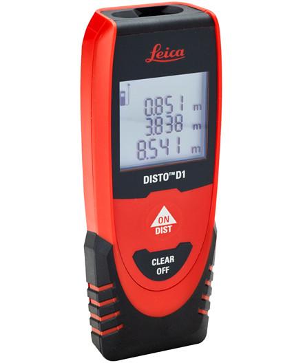 Leica Disto D1 afstandsmåler m/ Bluetooth