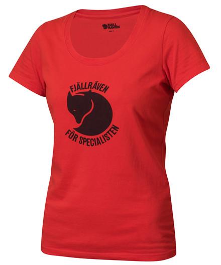 Fjällräven Specialisten T-shirt - Dame