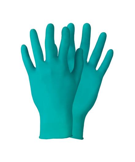 TouchNTuff 92-600 nitrilhandsker u/ pudder – 100 stk.