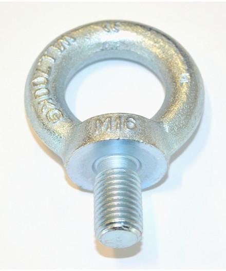 Øjebolt M16 galvaniseret