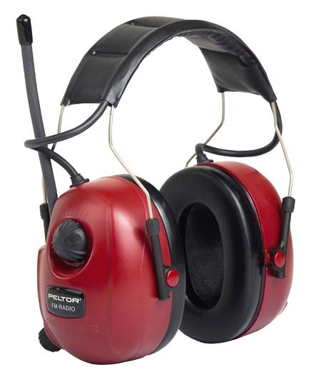 3M Peltor Høreværn med FM-radio