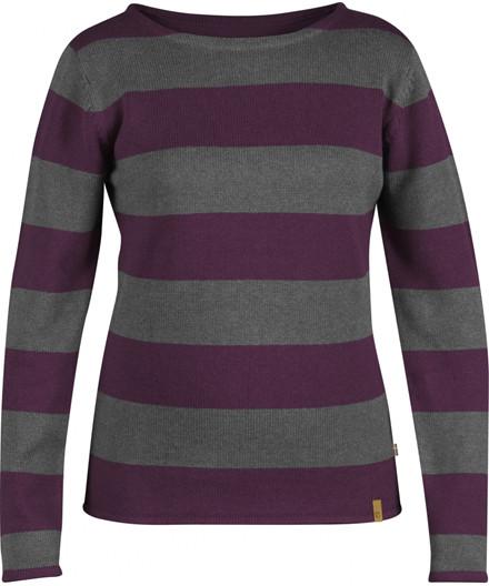 Fjällräven Kiruna Knit Striped Sweater W.