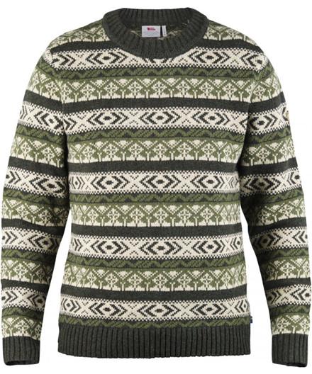Fjällräven Övik Folk Knit Sweater