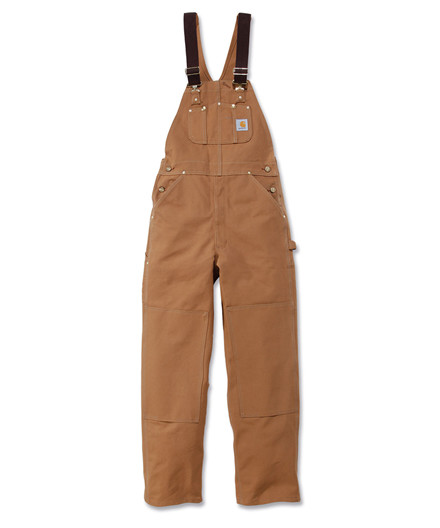Carhartt Duck Bib overalls