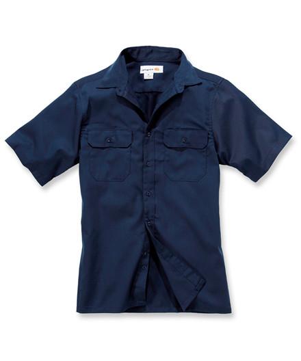 Carhartt Twill Short Sleeve Work Shirt