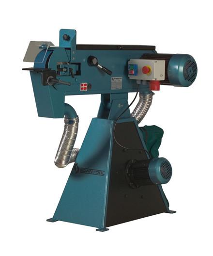 Scantool 75X industribåndsliber 75x2000 mm - 4,1 HK med udsugning