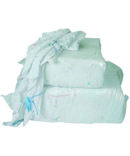 Hvide klude tricot 1 topkvalitet - 10 kg