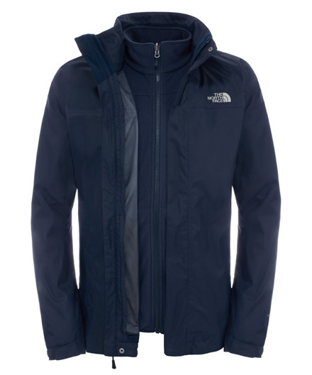 The North Face Men's Evolve II Triclimate Jacket