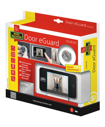 Burg Wächter elektronisk dørspion DG8100