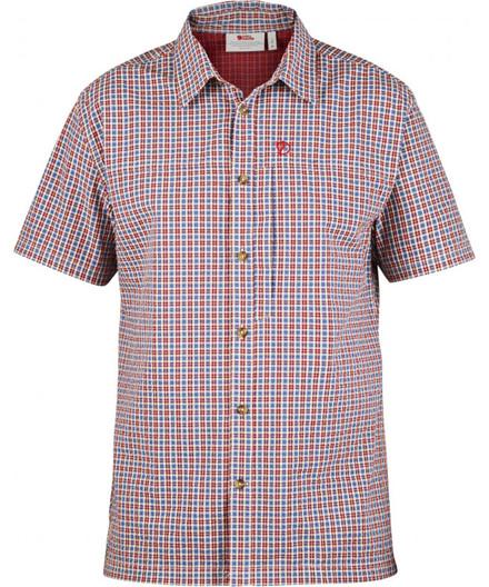 Fjällräven Svante Seersucker skjorte