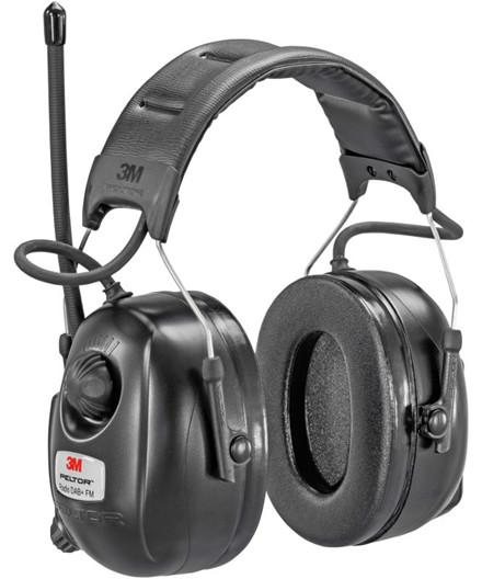3M Peltor DAB+ / FM høreværn