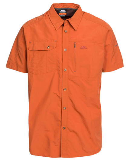 Trespass Lowrel kortærmet skjorte