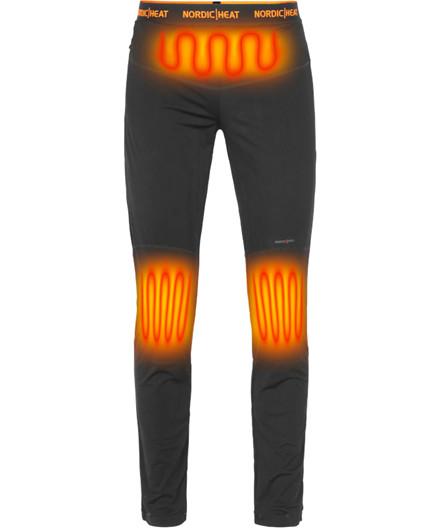 Nordic Heat lange underbukser med varme