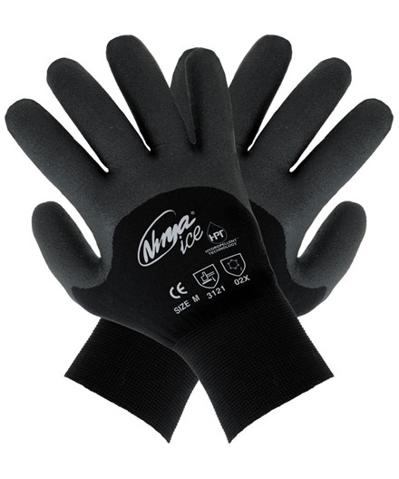 Ninja Ice vinterarbejdshandske
