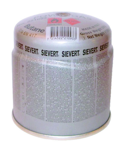 Sievert Powergas punkterbar 2210 gasdåse 190 g