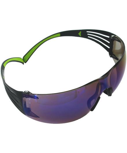 3M Securefit 400 sikkerhedsbrille - blå