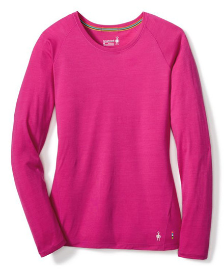 Smartwool Women's Merino 150 Baselayer Pattern Long Sleeve T-shirt